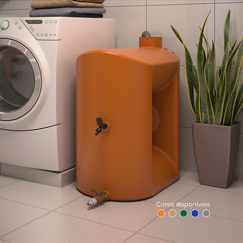 Cisterna para Máquina de Lavar