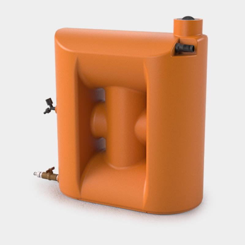 Captação de água da Máquina de Lavar