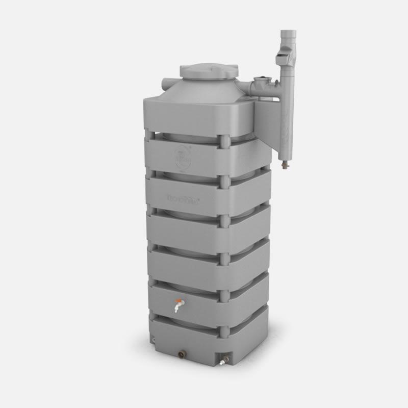 Cisterna Vertical 1050 litros