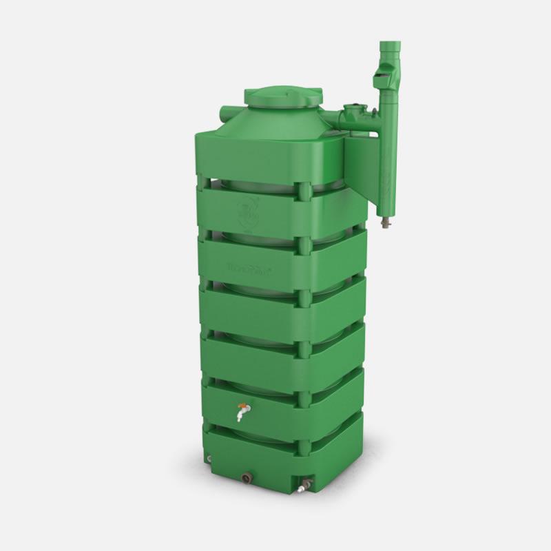 Cisterna 1050 Litros, com filtro