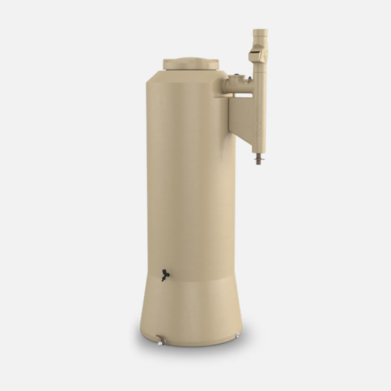 Cisterna Vertical 750 litros